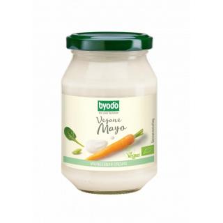 byodo Vegane Mayo 50% Fett vegane Salatcreme 250ml Flasche