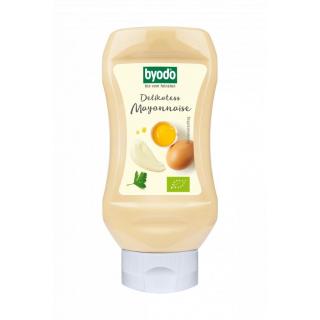 byodo Delikatess Mayonnaise 80% Fett 300ml Flasche