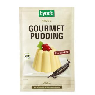 Byodo Gourmet Pudding Vanille 36g Beutel
