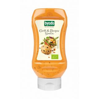 byodo Grill & Burger Sauce 300ml Flasche