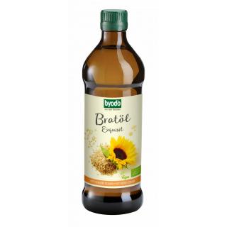 Byodo Bratöl exquisit 0,5l Flasche