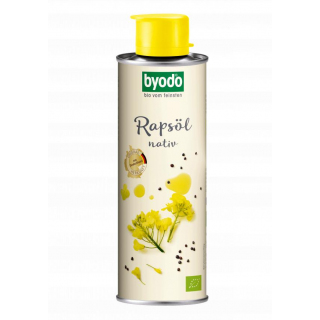 byodo Rapsöl nativ 250ml Dose