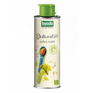 Byodo Öl zur Beikost für die Säuglings- u. Kinderernährung 250ml Flasche