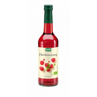 Byodo Himbeeressig 5% Säure 0,5l Flasche