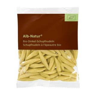 Alb-Natur Teigwaren Frische Dinkel Schupfnudeln 400g Packung