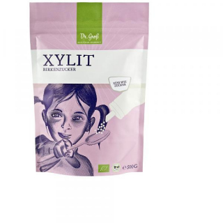 Dr. Groß Xylit 500g Packung
