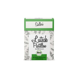 Aries Salbei Lutsch Pastillen 30g Packung