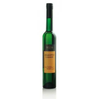 Dwersteg Organic Amaretto Liqueur 0,5l Flasche