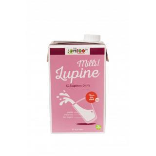 Soyatoo Milli Süßlupinen-Drink 750ml Packung