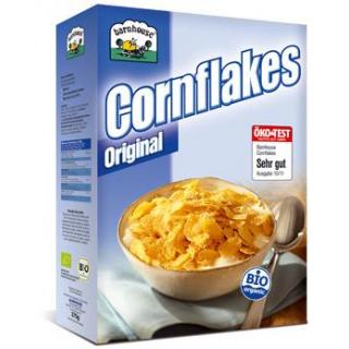 Barnhouse Cornflakes 375g Packung - ohne Zucker