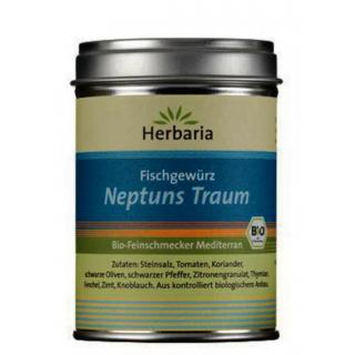 Herbaria Neptuns Traum Fischgewürz 100g Dose