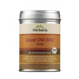 Herbaria Good Old Mild Curry 80g Dose