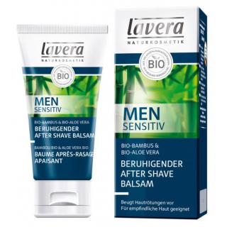 lavera Men Beruhigender After Shave Balm 50ml Tube