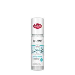lavera basis sensitiv Deo Spray 75ml Flasche
