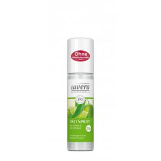 lavera Deo Spray Limone & Verveine 75ml Flasche