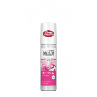 lavera Deo Spray Wildrose 75ml Flasche