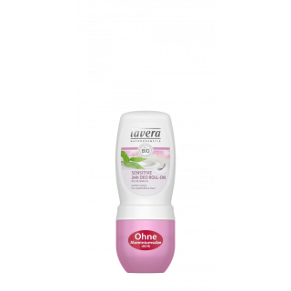 lavera Deo Roll-On Sensitive 50ml Stück
