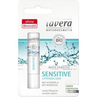 lavera Lippenbalsam basis sensitiv 4,5g Stück