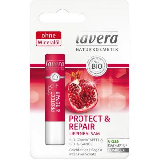 lavera Lippenbalsam Protect & Repair 4,5g Stück