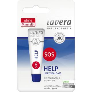 lavera Lippenbalsam SOS Help 8ml Stück