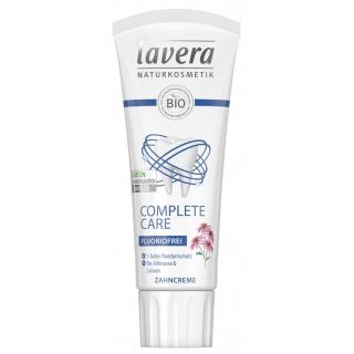 lavera Zahncreme Complete Care, fluoridfrei 75ml Tube