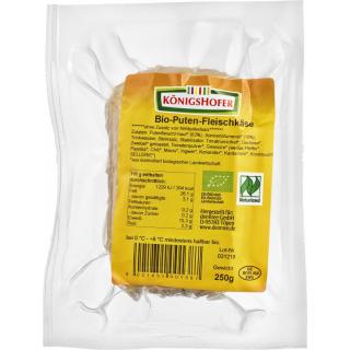 Königsh Puten-Fleischkäse 0,25g Stück