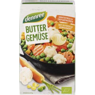 dennree Buttergemüse 300g Schachtel