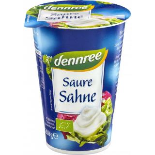 dennree Saure Sahne 200g Becher