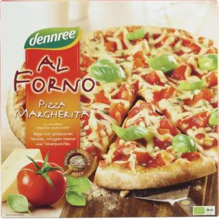 dennree Al Forno Pizza Margherita 335g Schachtel