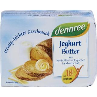 dennree Joghurtbutter besonders streichfähig 250g Stück