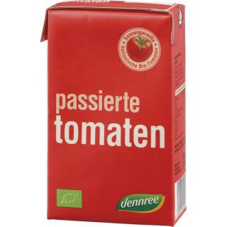 dennree Passierte Tomaten 500g Tetrapack