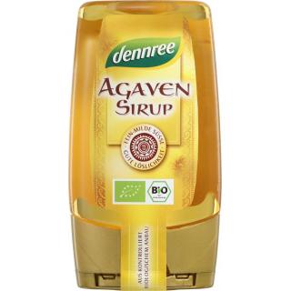 dennree Agaven Sirup 180ml PET-Flasche (250g)