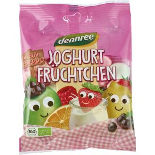 dennree Joghurtfrüchtchen 90g Packung