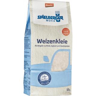 Spielberger Weizenkleie 500g Packung