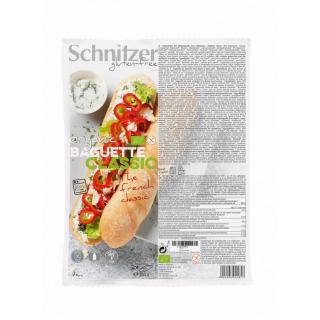 Schnitzer Klassisches Baguette 360g Packung - glutenfrei