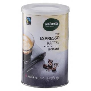 Naturata Espresso Bohnenkaffee Instant 100g Dose