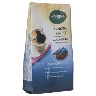Naturata Lupinenkaffee zum Filtern 500g Packung
