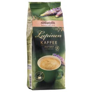 Naturata Lupinkaffee Instant Nachfüllbeutel 200g Packung