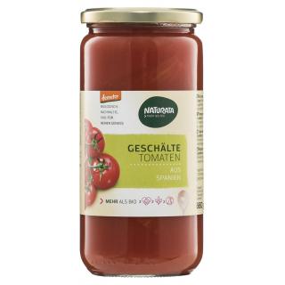 Naturata Tomaten geschält in Tomatensaft 660g