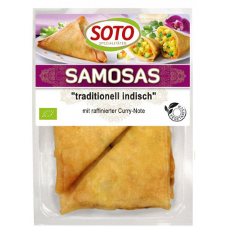 Soto Samosas 4 Stück 250g Packung