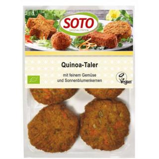 Soto Quinoa-Taler 195g Packung