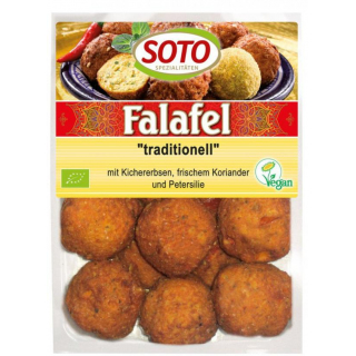 Soto Falafel Traditionell 220g Packung