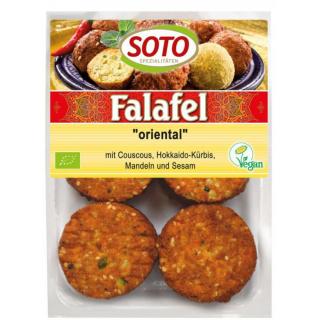 Soto Falafel Oriental 8 Stück 220g Packung