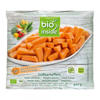 bio inside Süßkartoffeln 400g Beutel