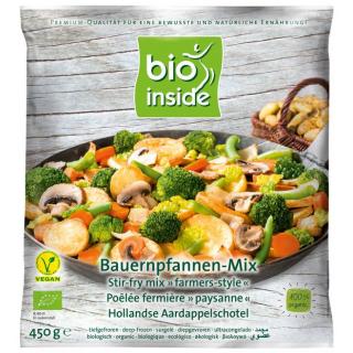 BioInside Bauernpfannen-Mix 450g Schachtel