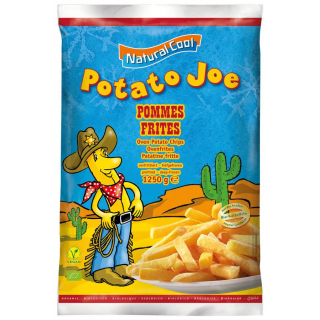 NCO Potato Joe Pommes Frites 1250g Beutel