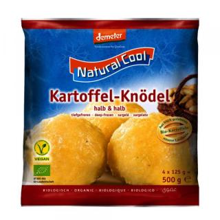 NOC Demeter Kartoffelknödel halb und halb 500g Beutel