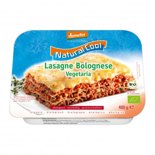 NCO Lasagne Bolognese vegetarisch 400g Schachtel