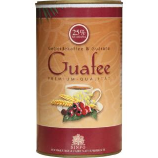 Sinfo Guafee - Getreidekaffee mit Guarana 125g Dose