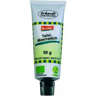 Erhardt Demeter Tafel - Meerrettich 50g Tube